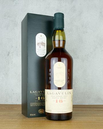 Lagavulin 16 Year Single Malt Scotch