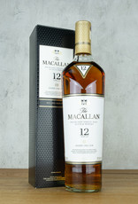 Macallan 12 Year Double Cask Single Malt Scotch Whisky