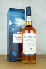 Talisker 10 Year Single Malt Scotch Whisky