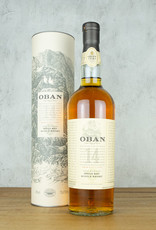 Oban 14 Year Single Malt Scotch Whisky