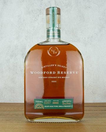 Woodford Reserve Straight Rye Whiskey 750ml