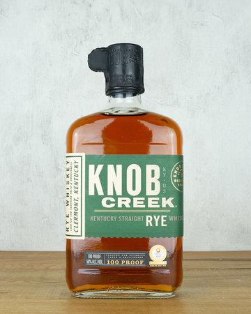 Knob Creek 100 Proof Rye