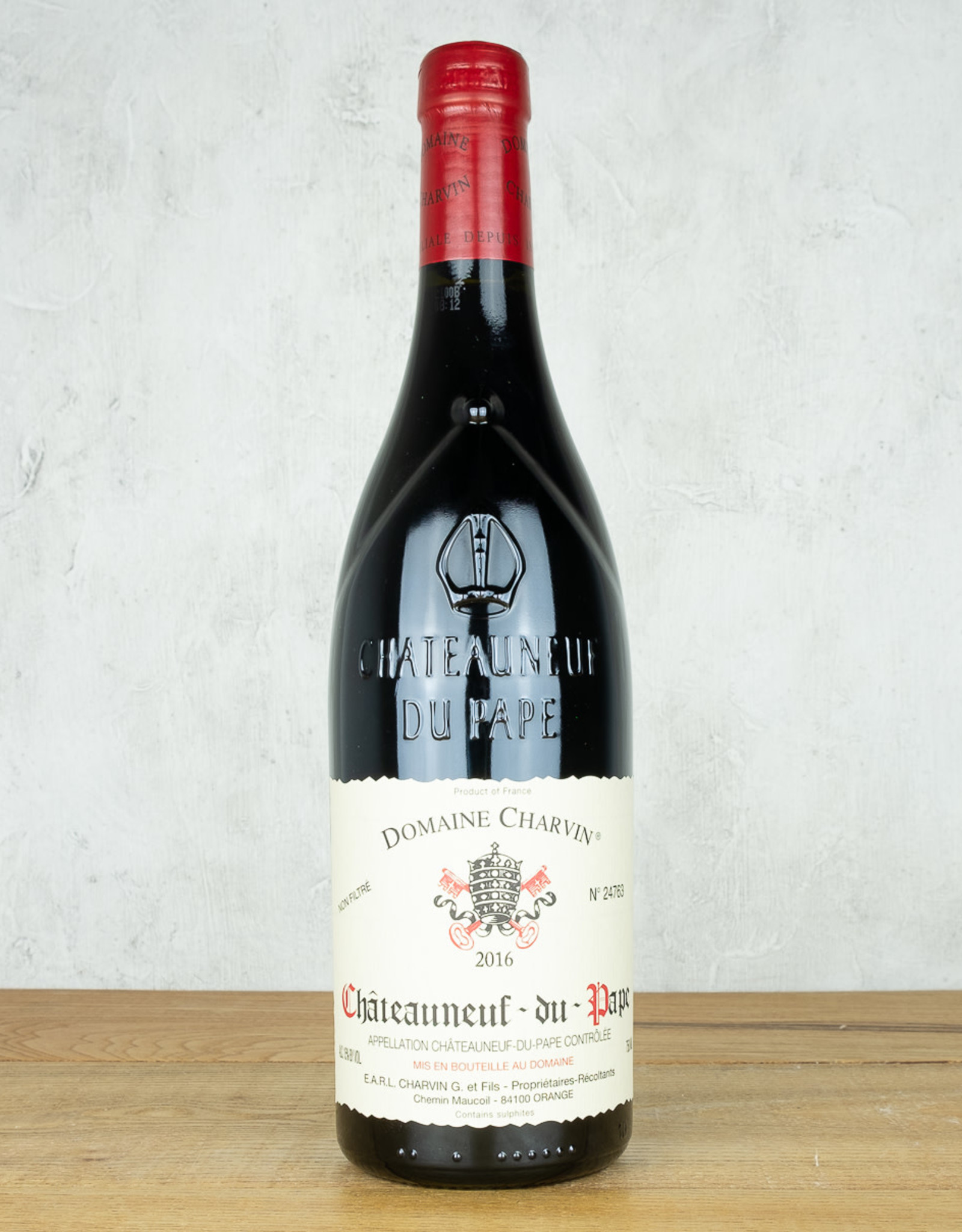 Domaine Charvin Chateauneuf Du Pape