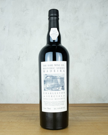 The Rare Wine Co. Historic Series Charleston Sercial