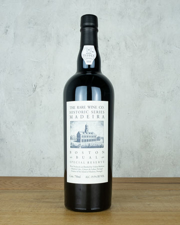 The Rare Wine Co. Historic Series Boston Bual