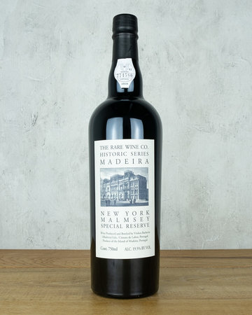 The Rare Wine Co. Historic Series New York Malmsey