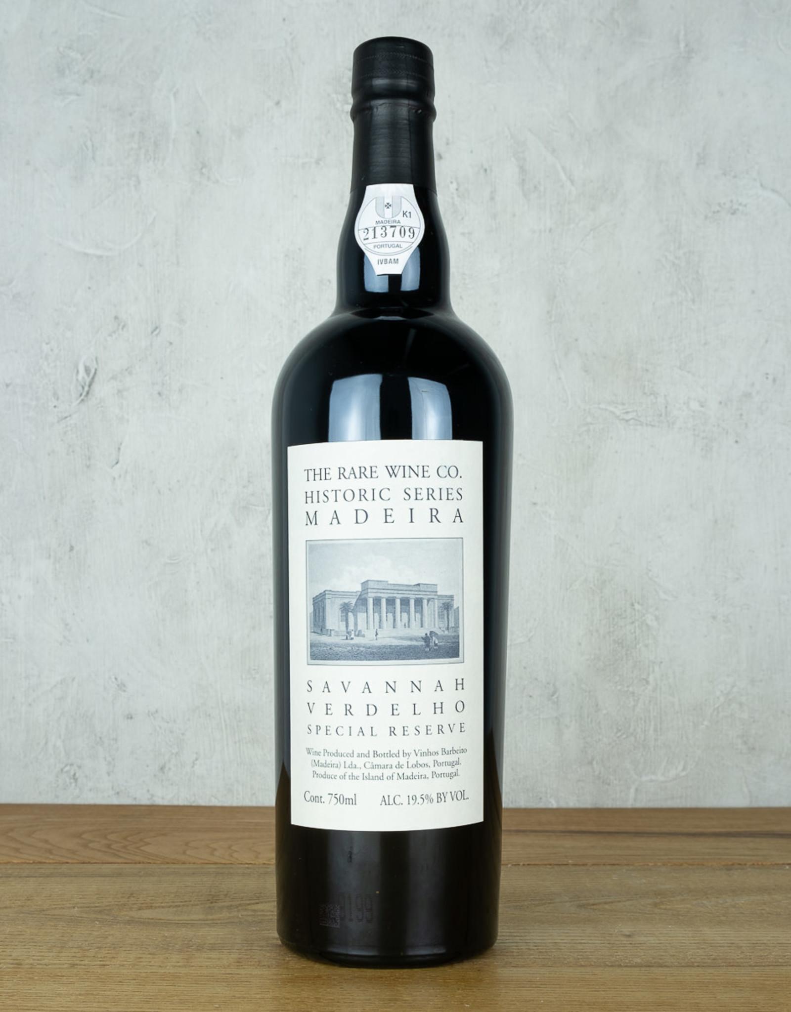 The Rare Wine Co. Historic Series Savannah Verdelho