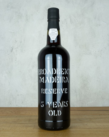 Broadbent Madeira Reserve 5 Years Old