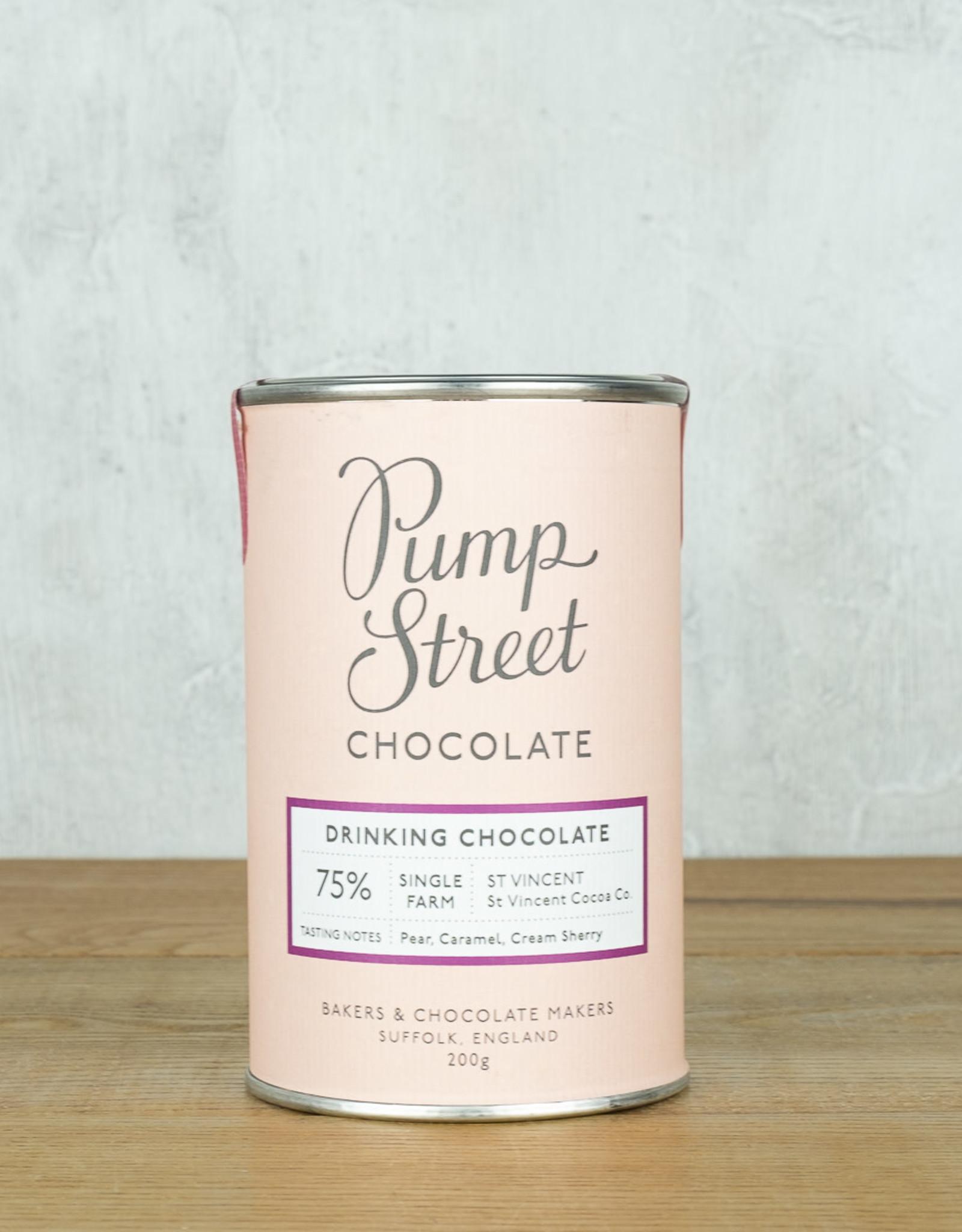 Pump Street St. Vincent Drinking Chocolate