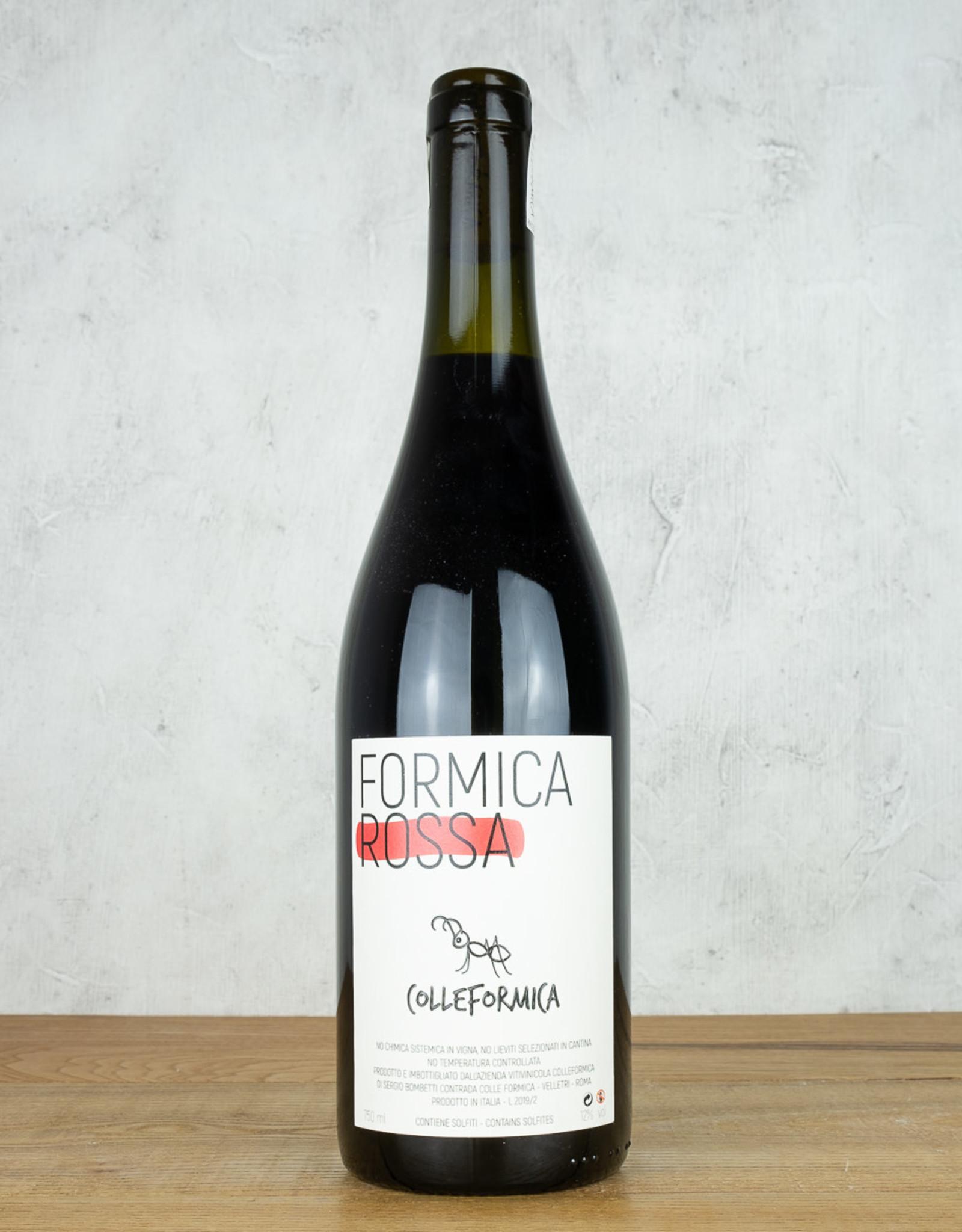 Colleformica Formica Rossa