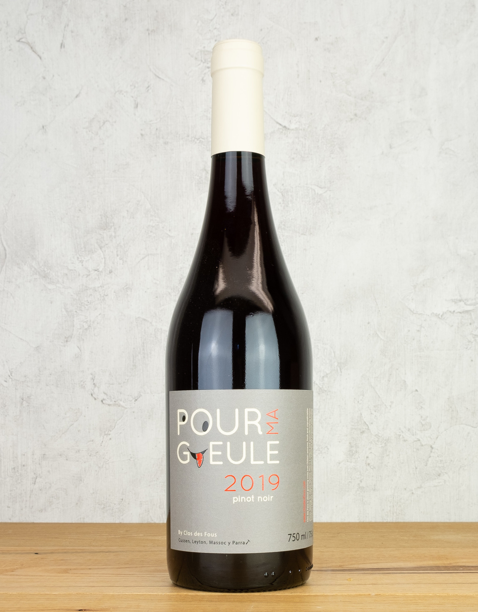 Clos des Fous Pour Ma Gueule Pinot Noir