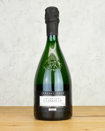 Champagne J. Lassalle Special Club 2012