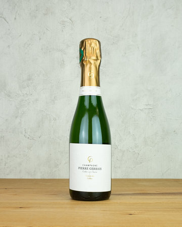 Champagne Gerbais Extra Brut Grains de Celles - Half Bottle (375ml)