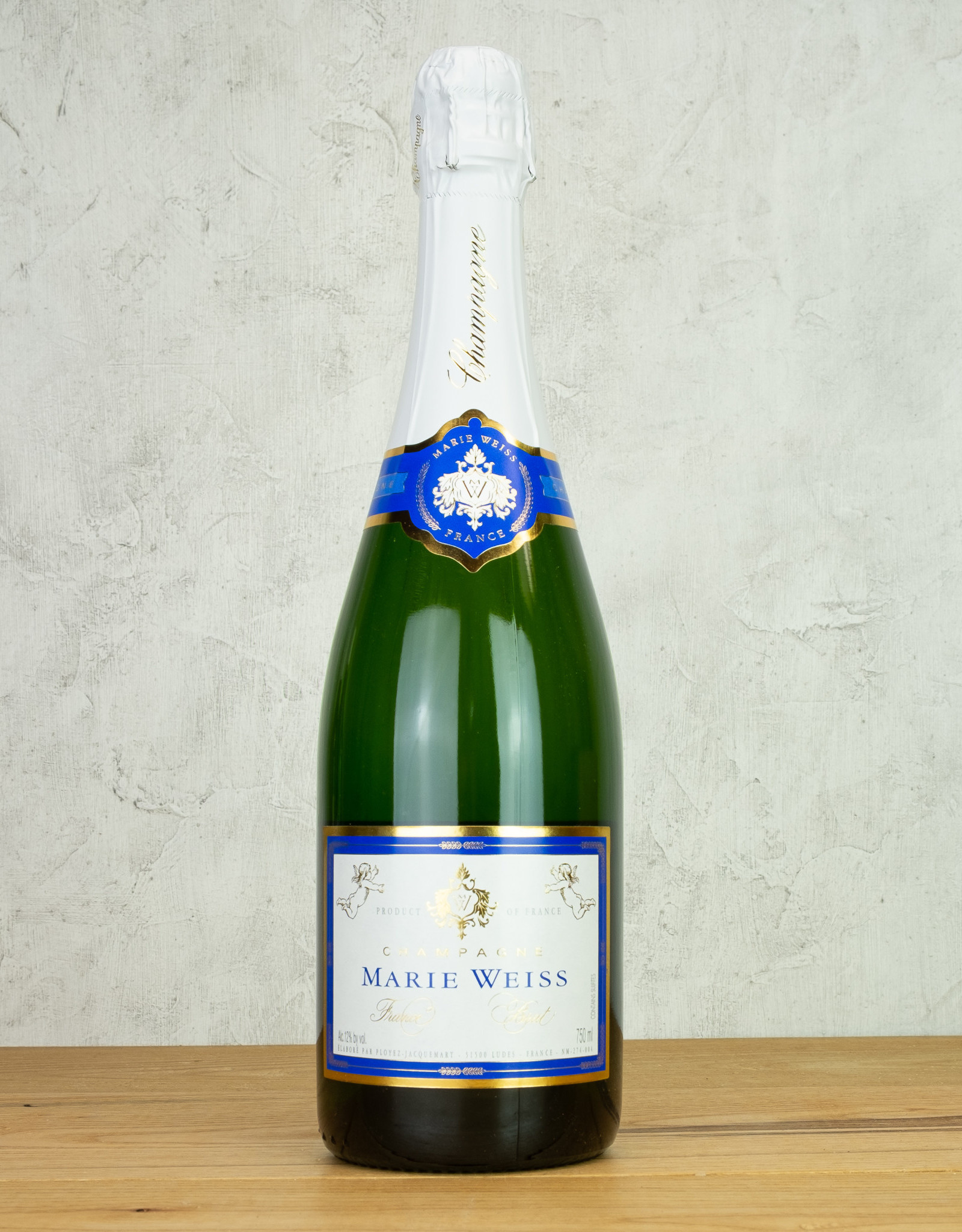 Marie Weiss Champagne Brut NV