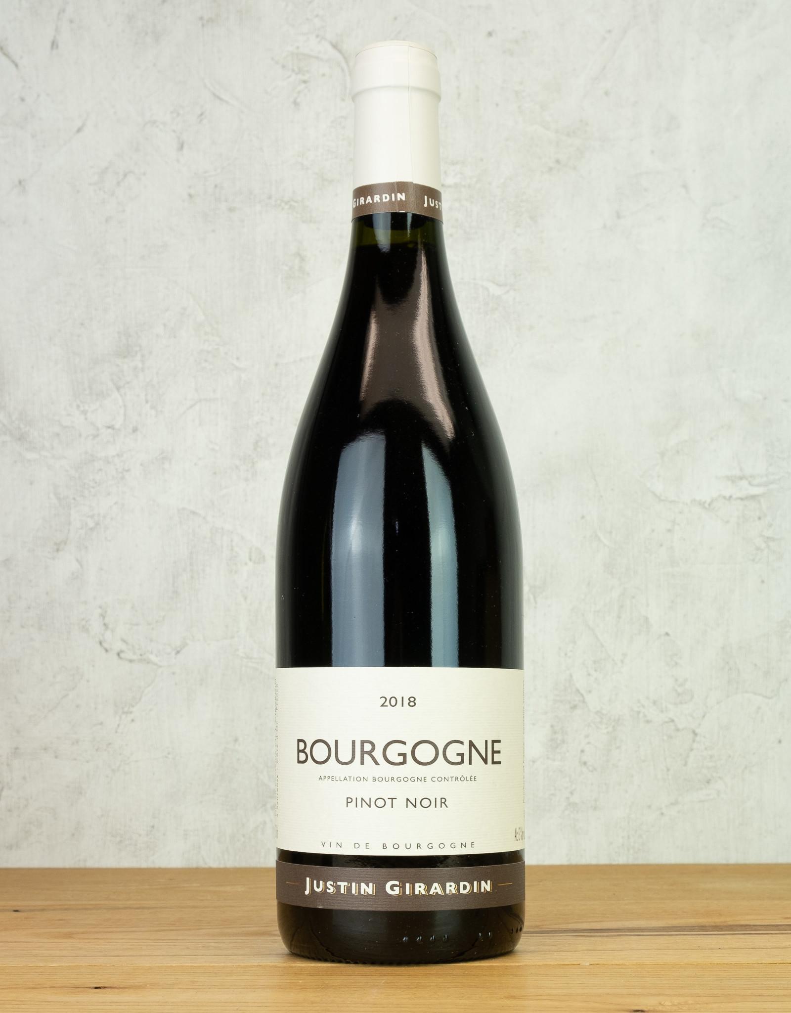 Jsutin Girardin Bourgogne Rouge
