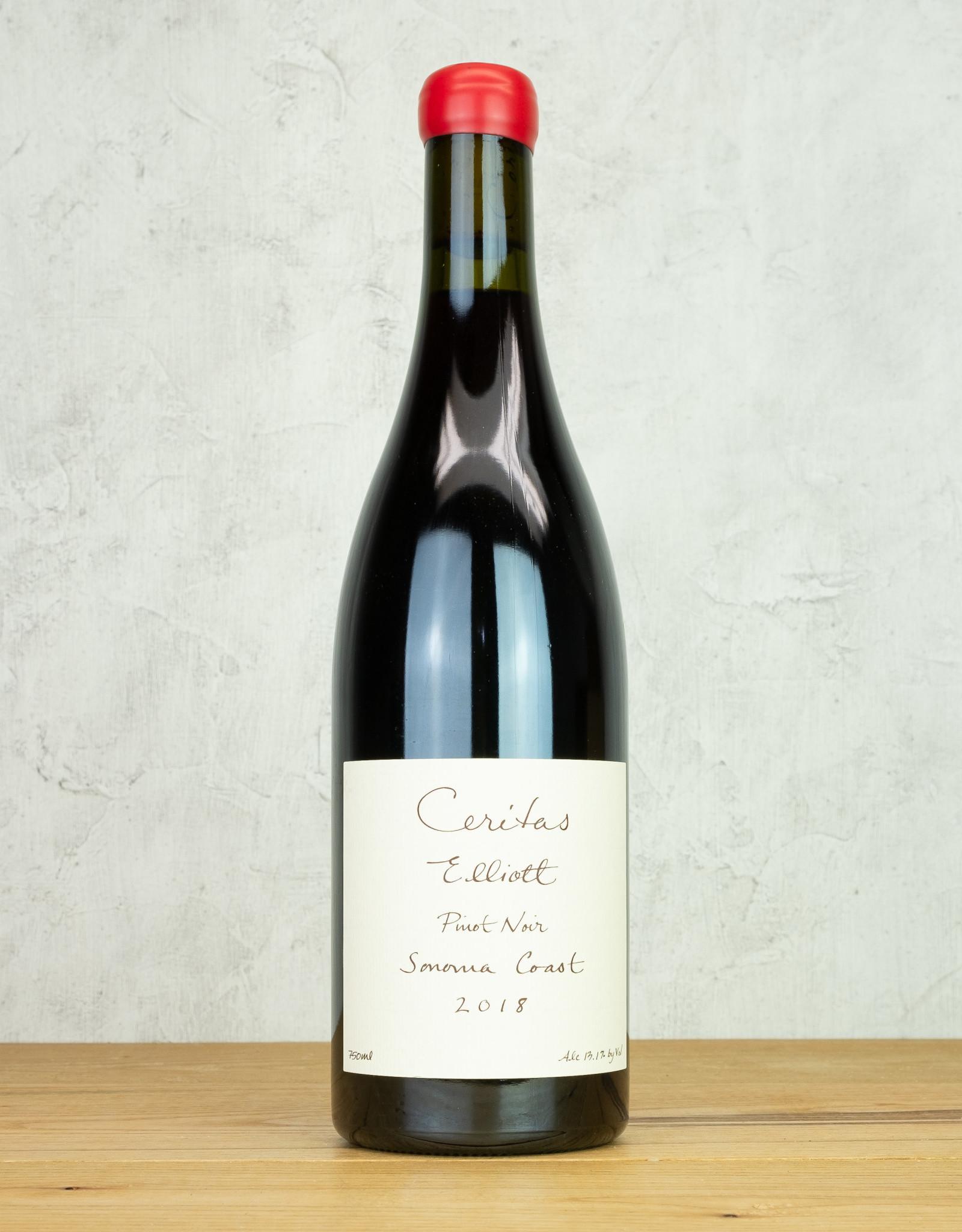 Ceritas Elliott Pinot Noir