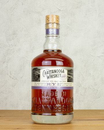 Chattanooga Whiskey Rye 99 Proof