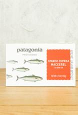 Patagonia Spanish Paprika Mackerel in Olive Oil