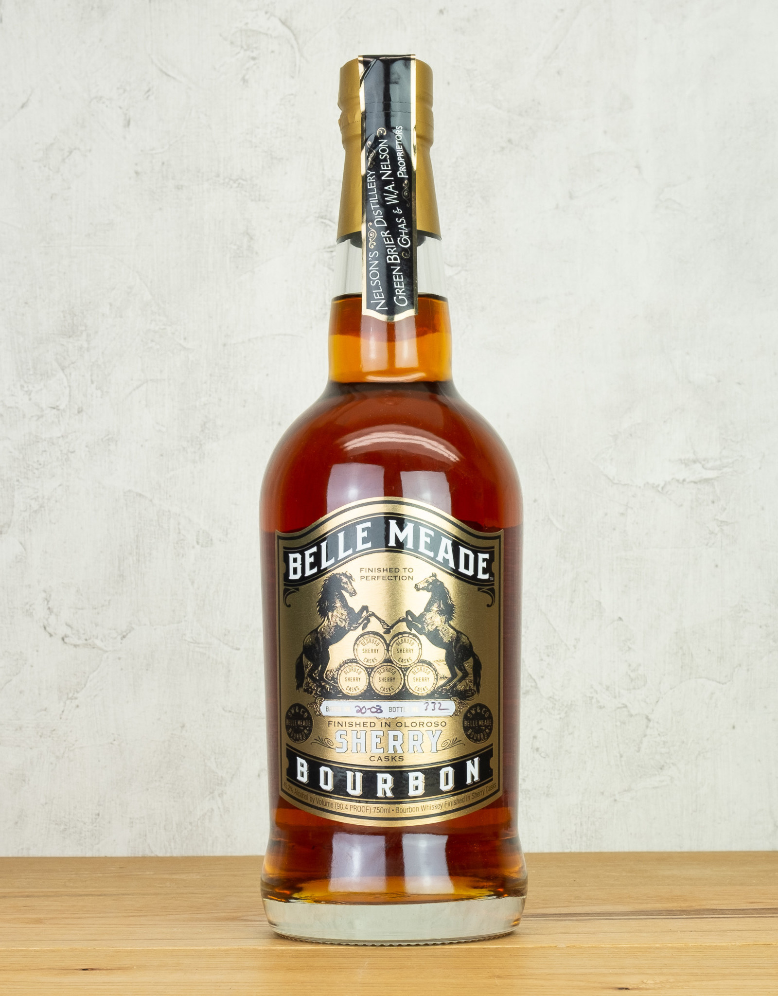 Belle Meade Bourbon Sherry Finish