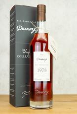 Darroze Bas-Armagnac Domaine Le Tuc 1978