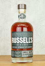 Russell's Reserve Single Barrel Rye