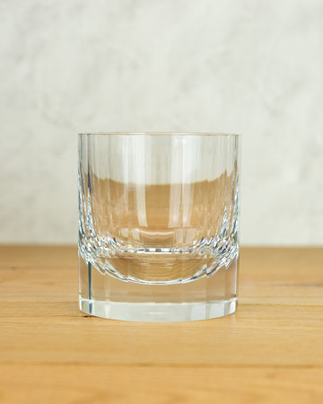 Richard Brendon Double Old Fashioned Fluted