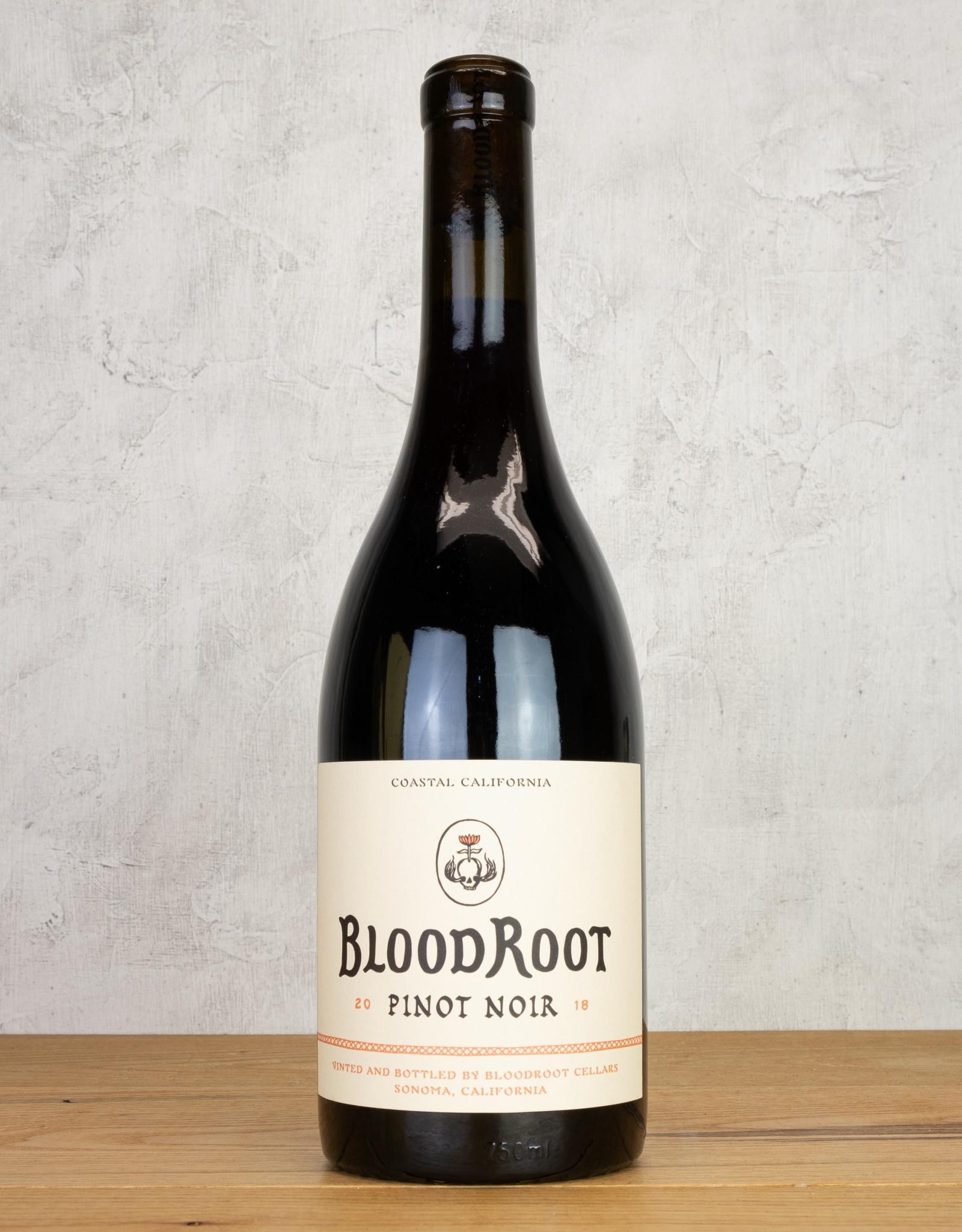 BloodRoot Pinot Noir