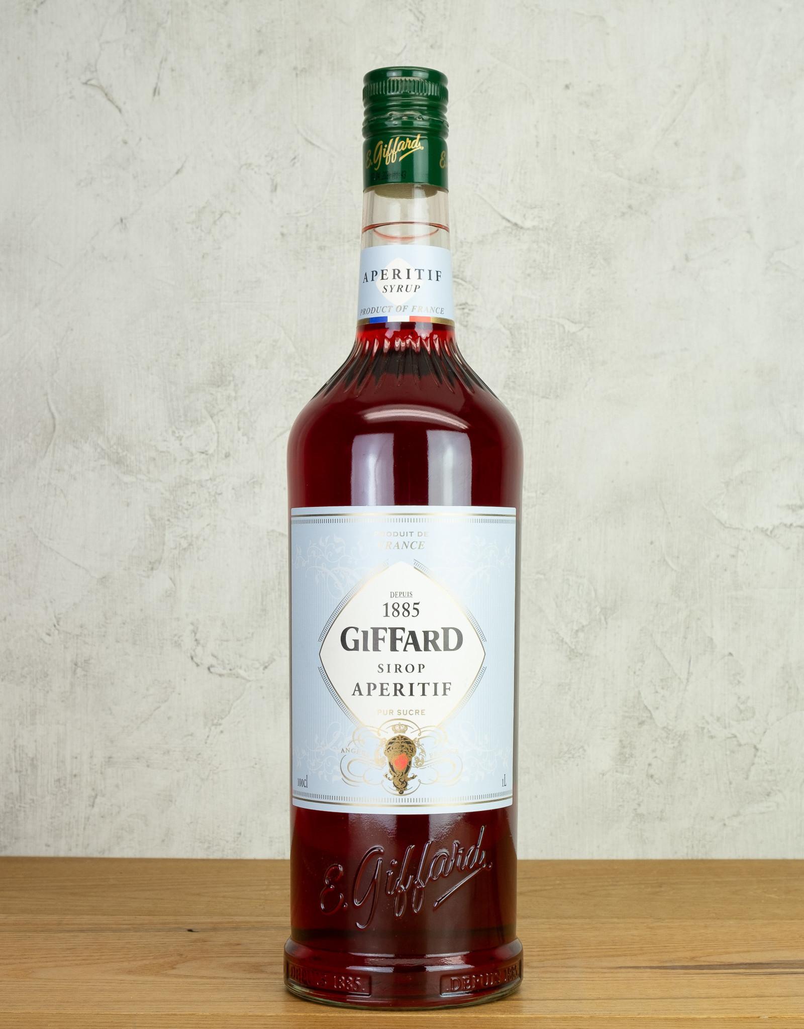 Giffard Aperitif Syrup