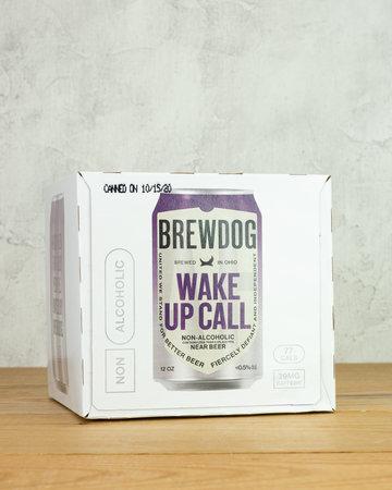 Brewdog Wake Up Call Non-Alcoholic Espresso Stout 4pk