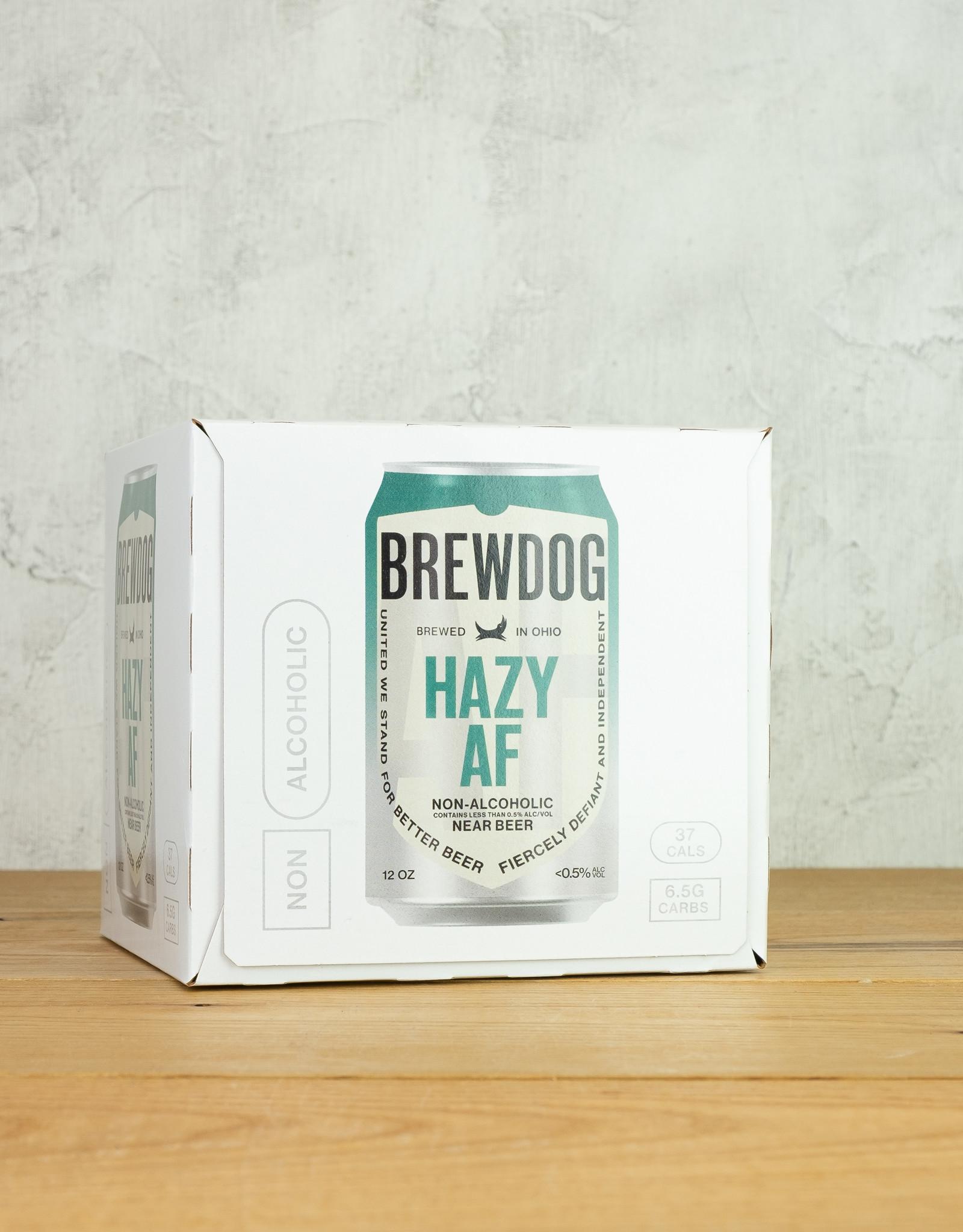 Brewdog Hazy AF Non-Alcoholic 4pk