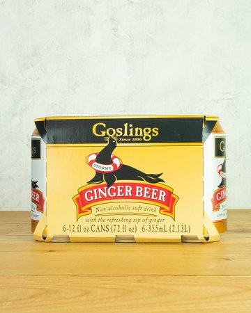 Goslings Ginger Beer 6pk