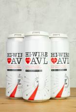 Hi-Wire Loves AVL Stout 4pk