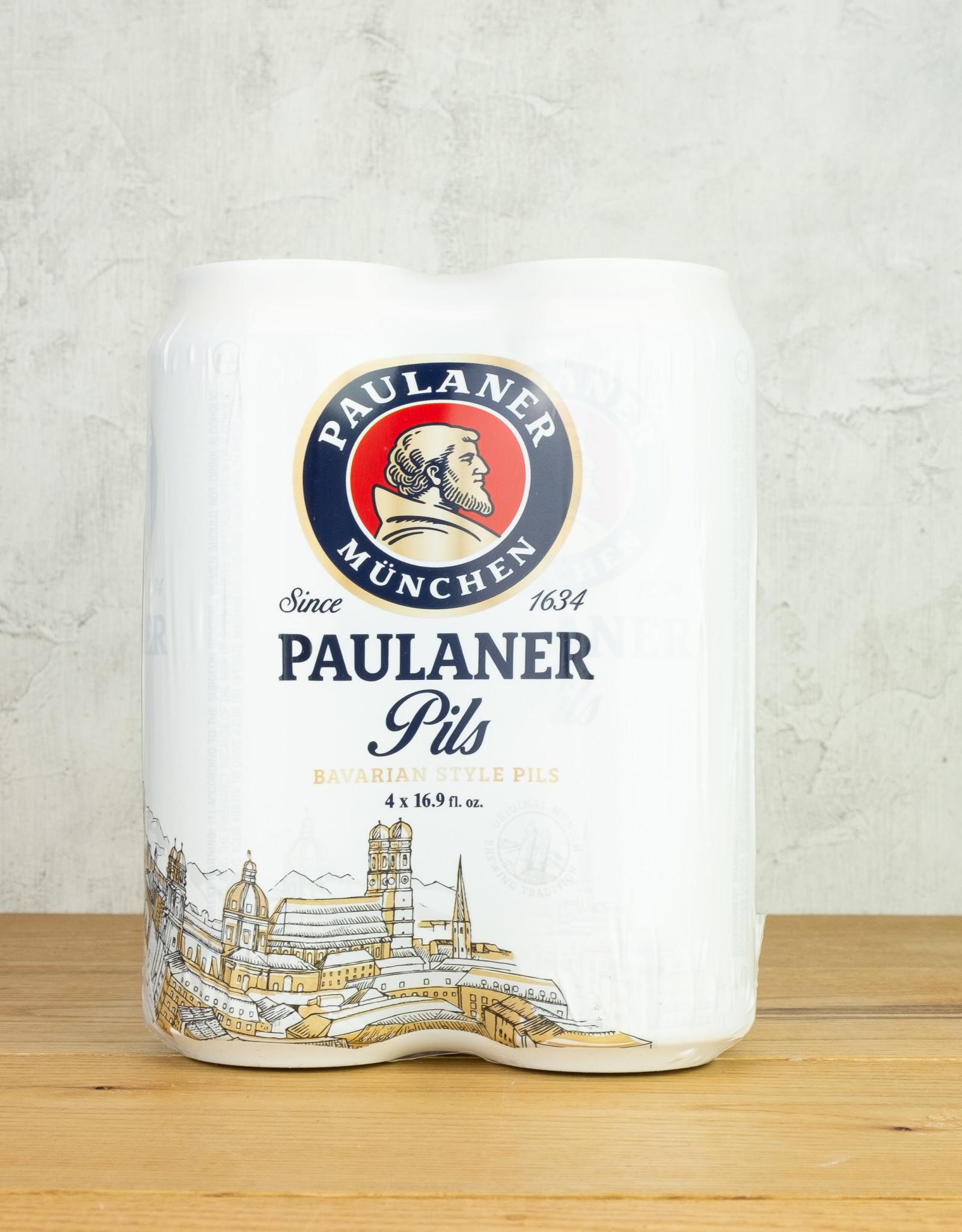 Paulaner Pilsner 4pk