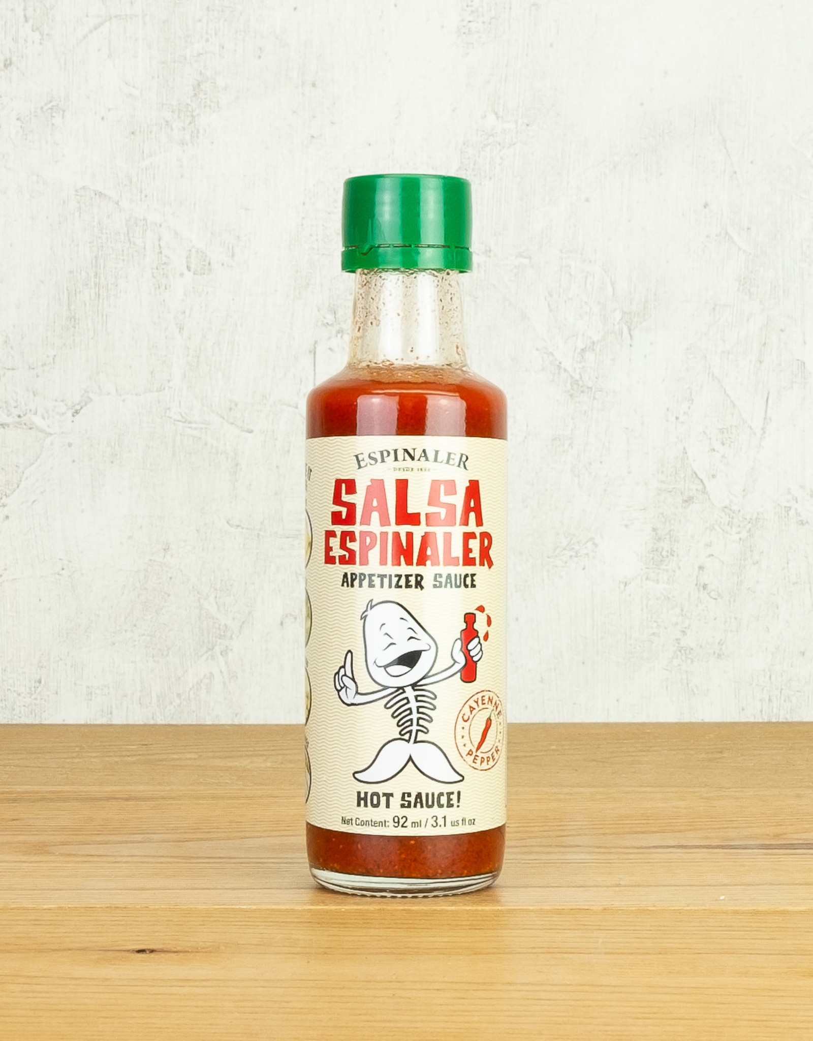 Salsa Espinaler Appetizer Hot Sauce