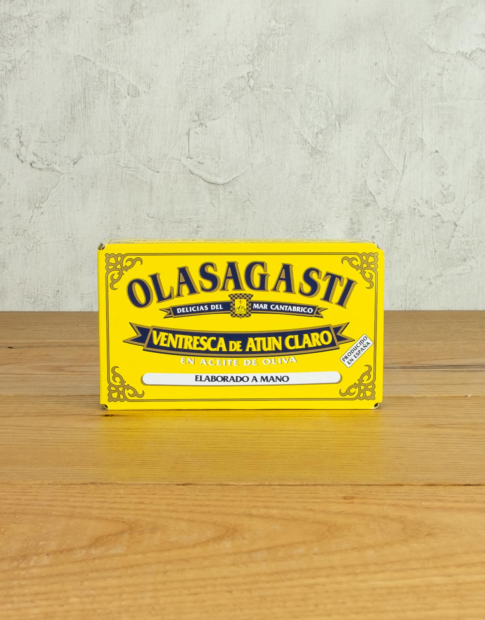 Olasagasti Yellow Fin Ventresca Tuna Belly in EVOO