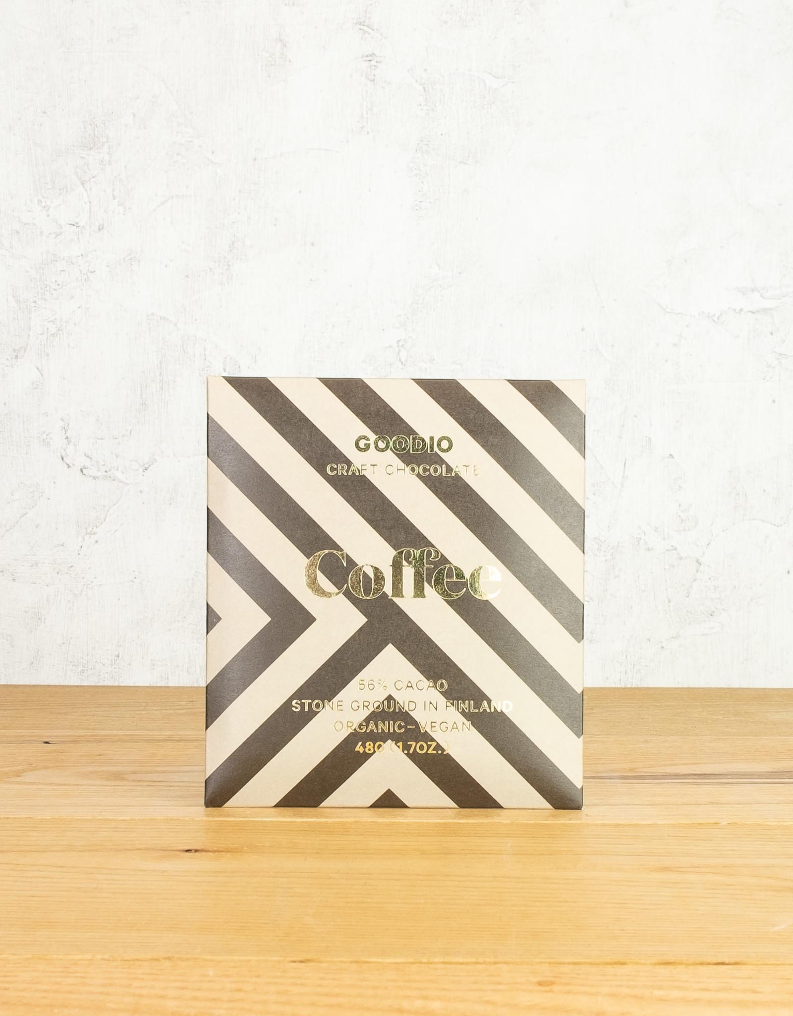 Goodio Craft Chocolate Coffee 56%
