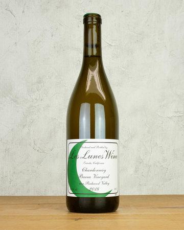 Les Lunes Wine Chardonnay Barra Vineyard