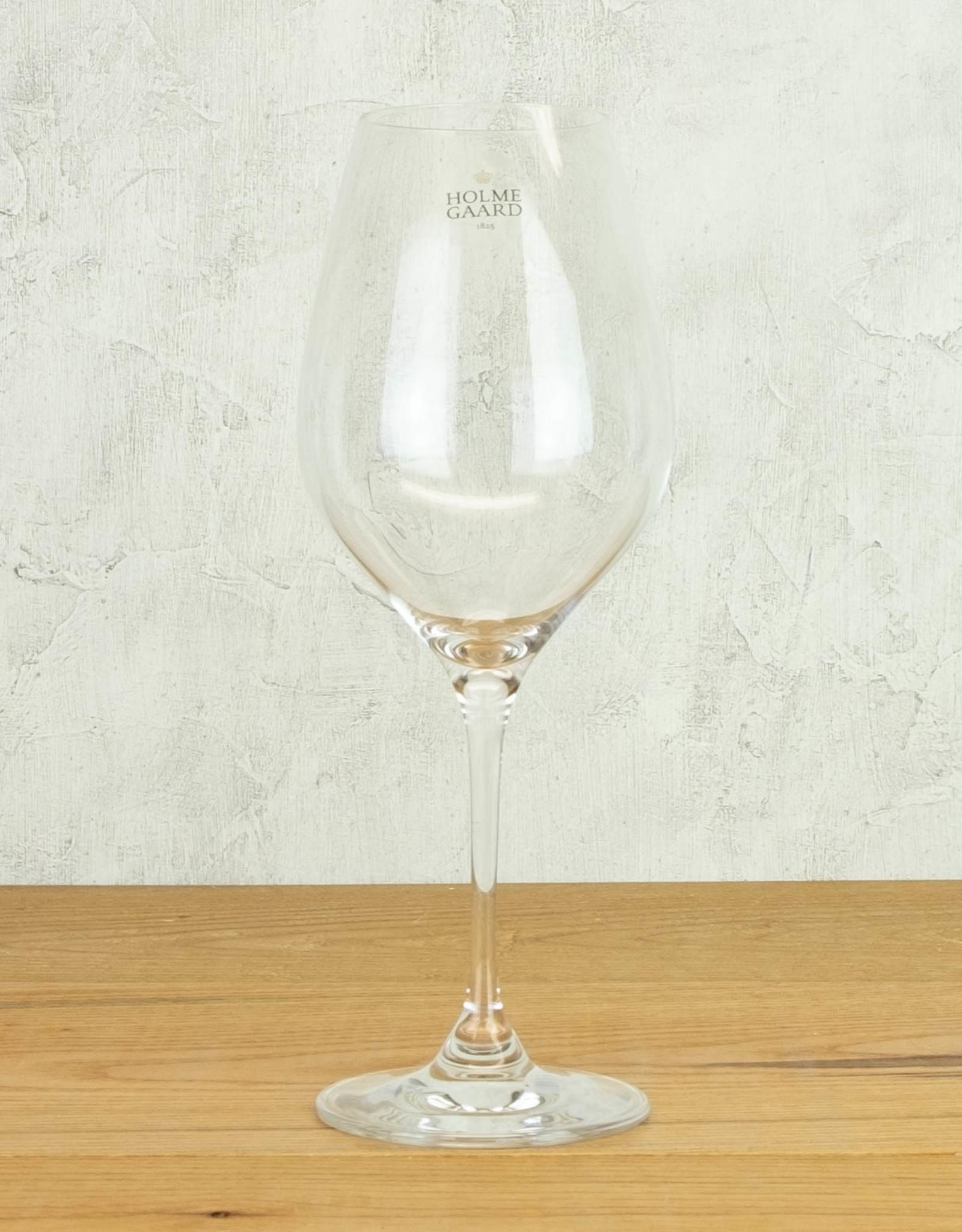 Holmegaard White Wine Glass