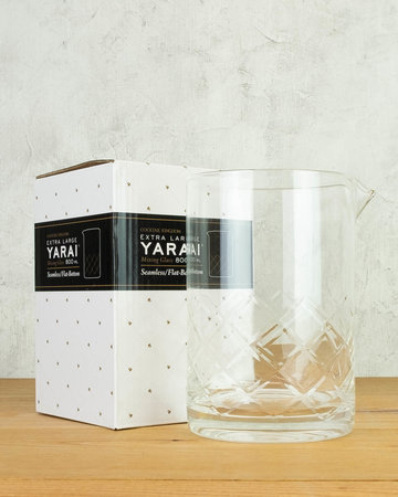 Cocktail Kingdom Yarai Mixing Glass 800ml