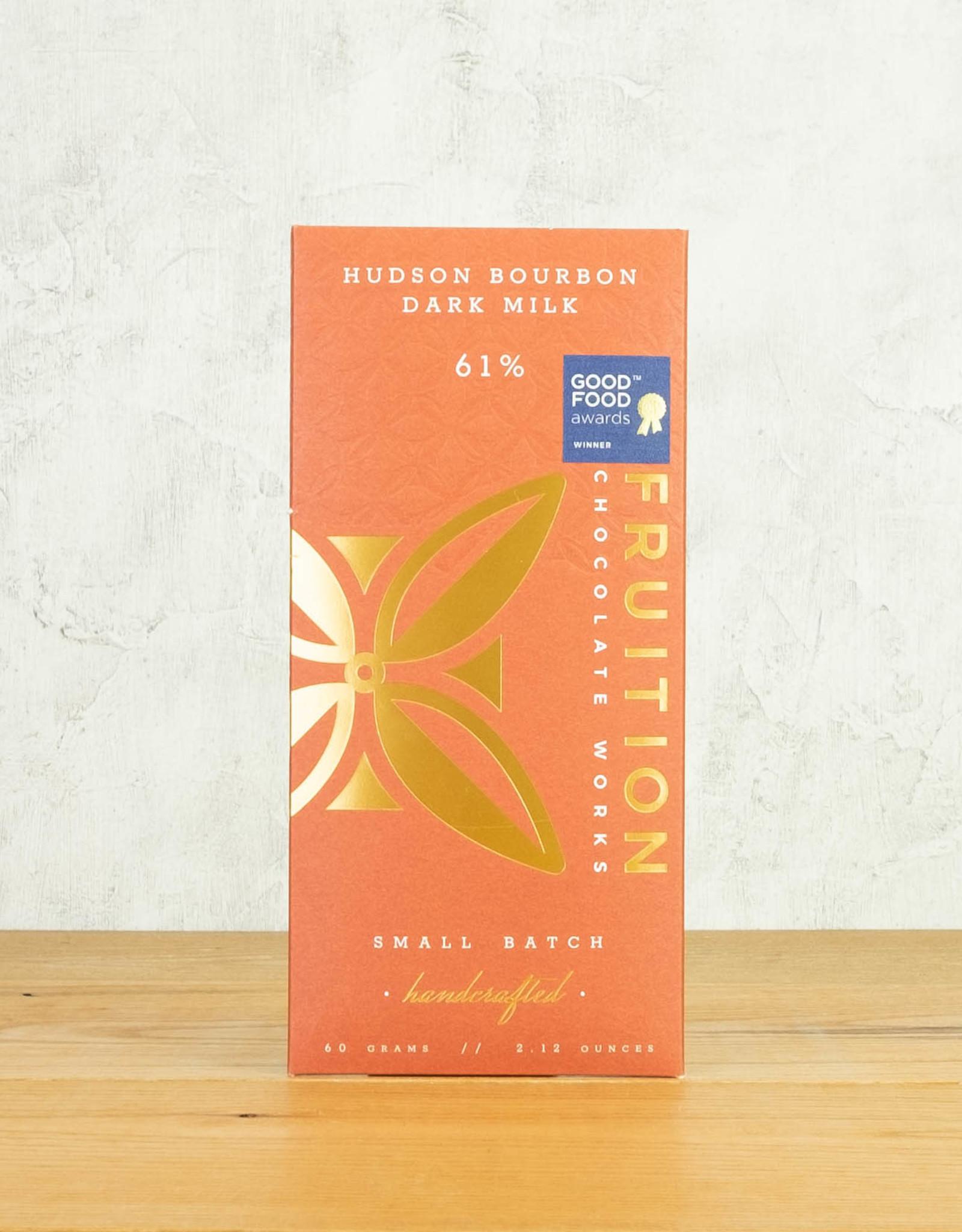 Fruition Chocolate Works Hudson Bourbon 61%