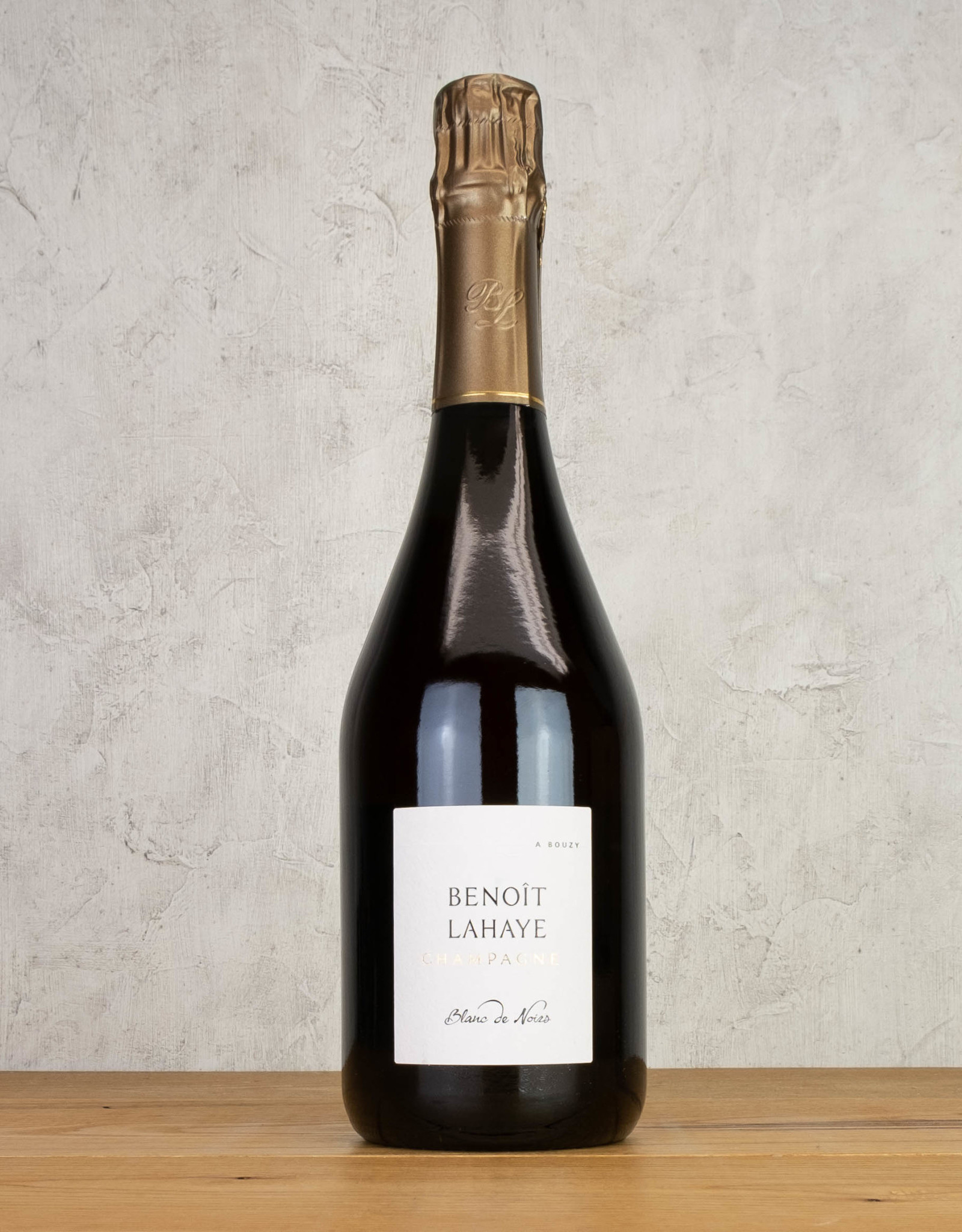 Benoit Lahaye Blanc de Noirs Champagne