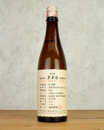 Taiheikai Tokubetsu Junmai Sake