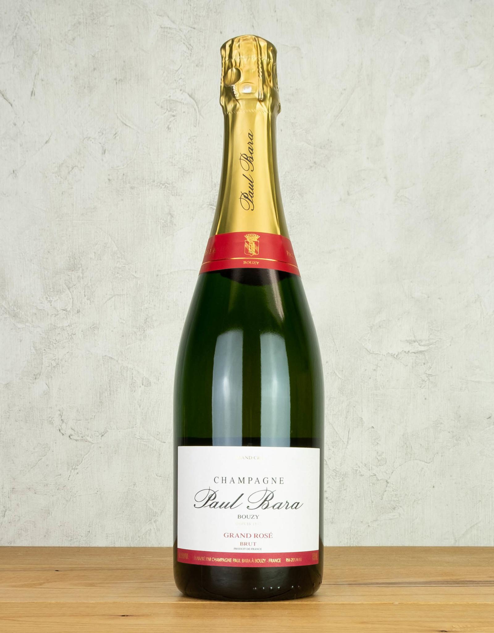 Champagne Paul Bara Grand Rose