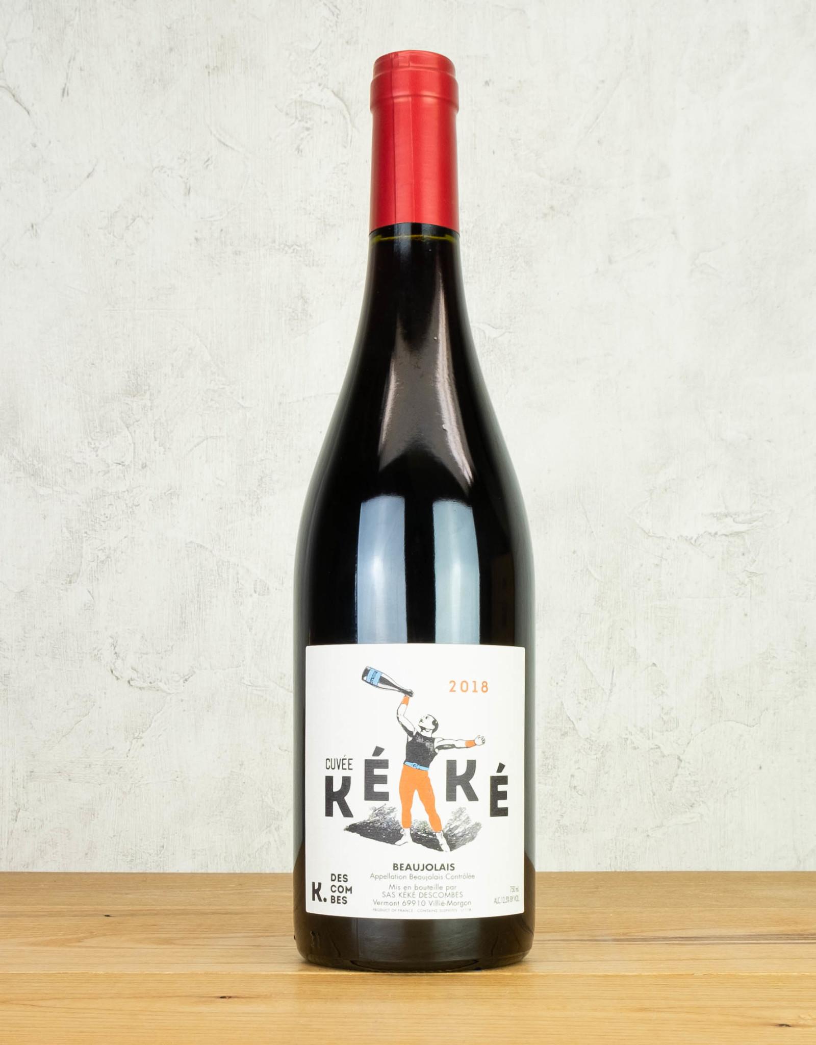 Descombes Beaujolais Cuvee Keke