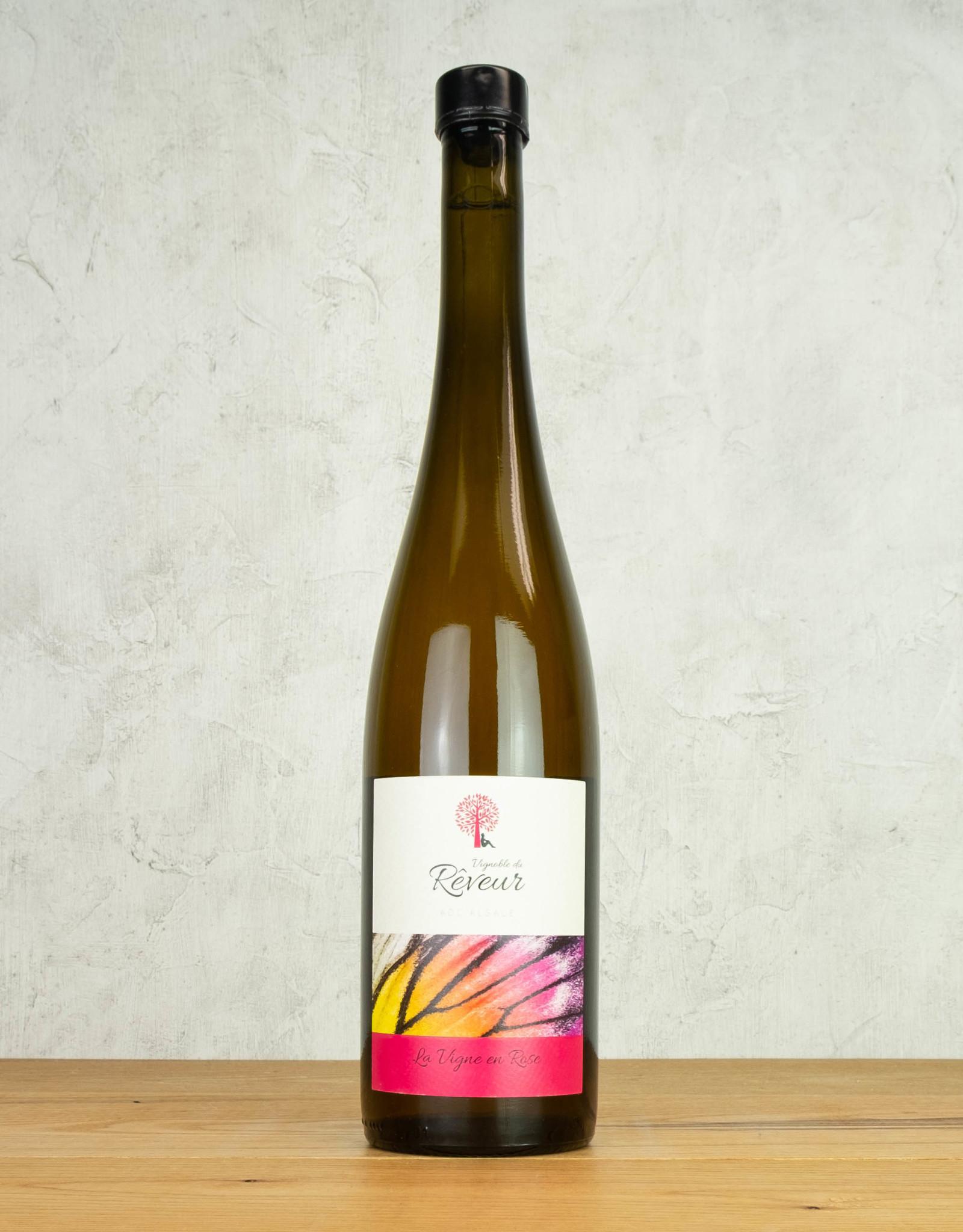 Vignoble du Reveur La Vigne en Rose