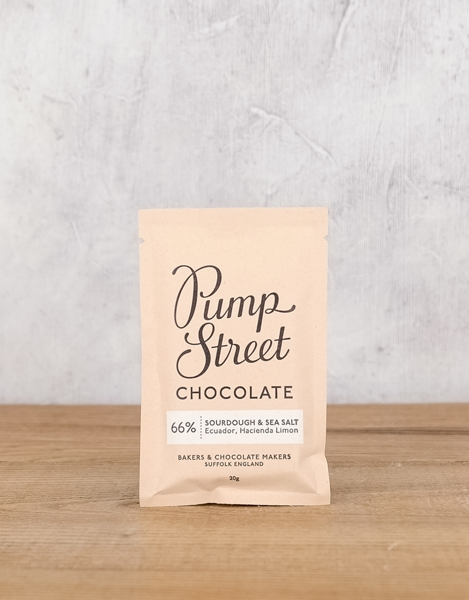 Pump Street Sourdough & Sea Salt Mini