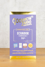 Goodnow Farms Chocolate Ecuador Esmeraldas