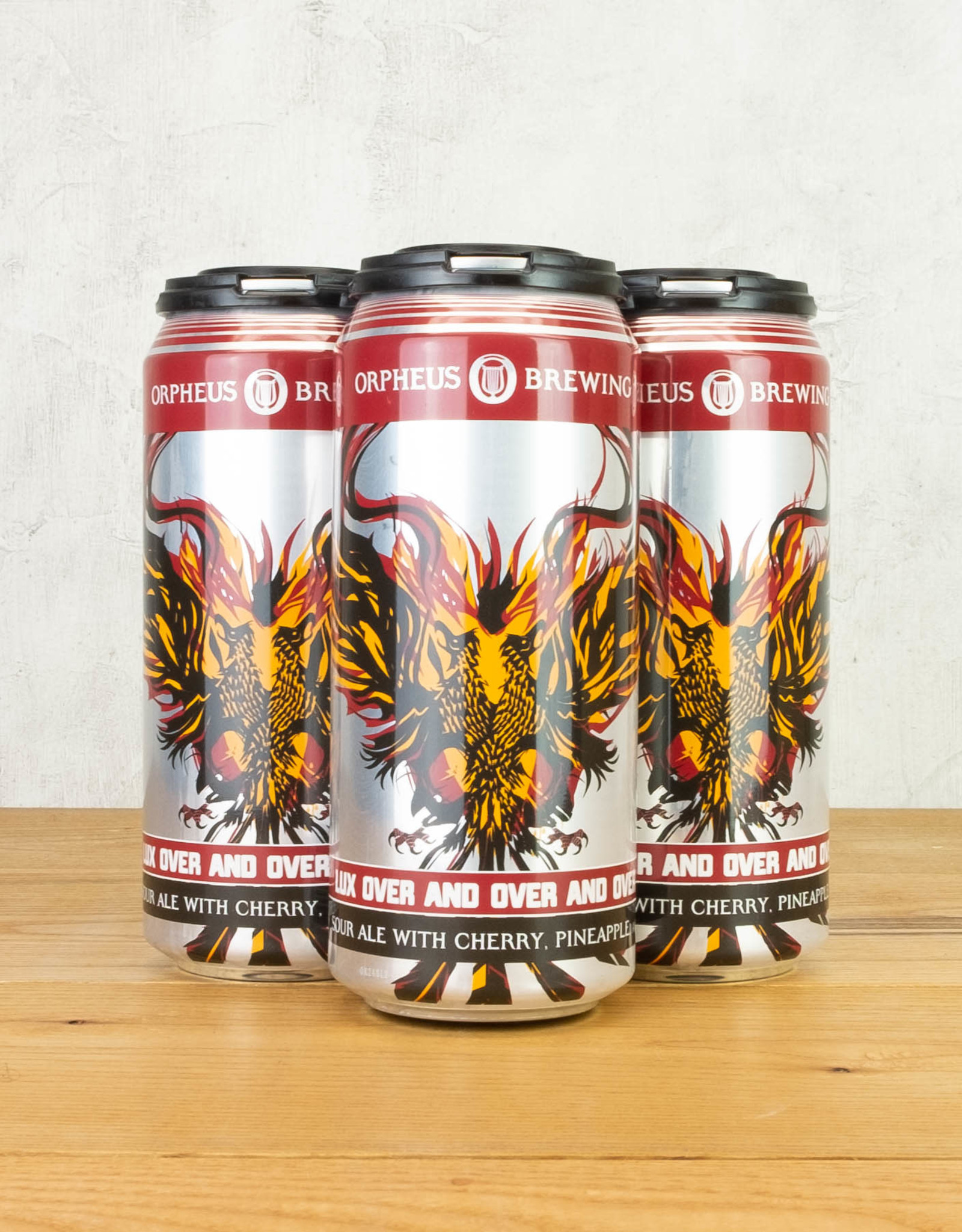 Orpheus Brewing Lux Over & Over Sour 4pk