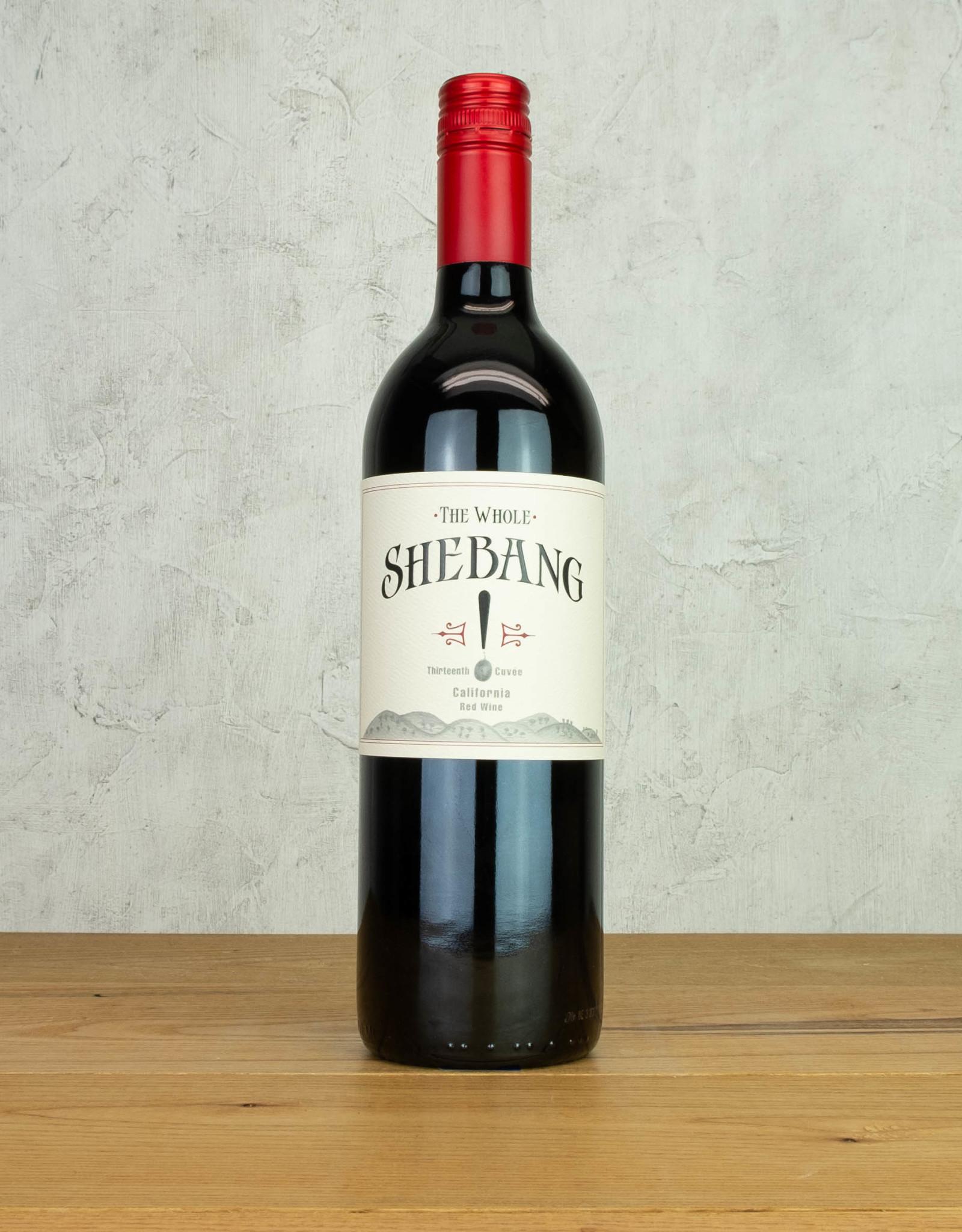 Bedrock Wine Co. The Whole Shebang