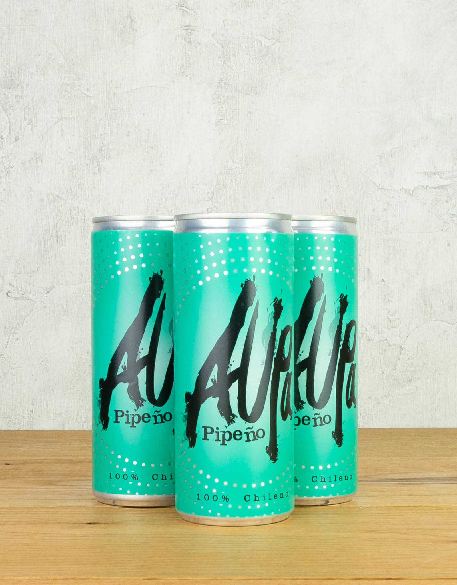 Aupa Pipeno 4pk cans